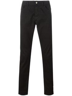 брюки скинни Balenciaga