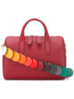 contrast strap tote bag  Anya Hindmarch