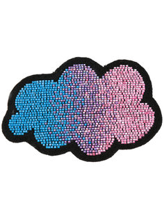 beaded cloud bag patch Olympia Le-Tan