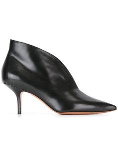 туфли с заостренным носом Céline