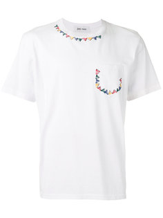 embroidered bunting T-shirt Jimi Roos