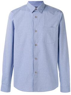 рубашка с закругленным подолом A.P.C.