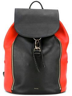 side zip backpack Paul Smith Jeans