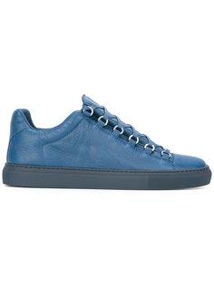 кроссовки на шнуровке Balenciaga