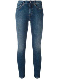 укороченные джинсы скинни Acne Studios
