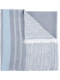 шарф с бахромой Cerruti 1881