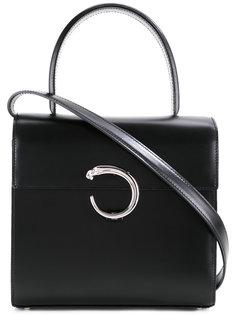 сумка с пантерой Cartier Vintage