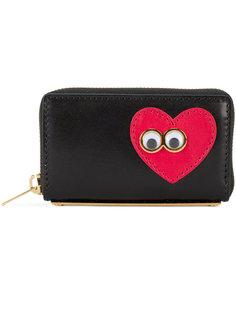 кошелек для монет с сердцем Sophie Hulme