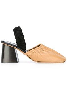 мюли на каблуке Céline