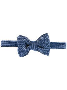 галстук-бабочка с принтом стрел Tom Ford