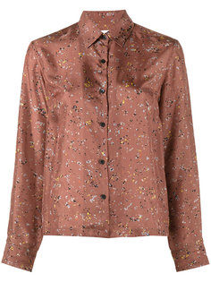 "блузка с принтом ""Cakung"" Dries Van Noten"