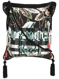 Venice print shoulder bag Christian Pellizzari