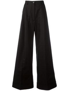 широкие брюки Dries Van Noten