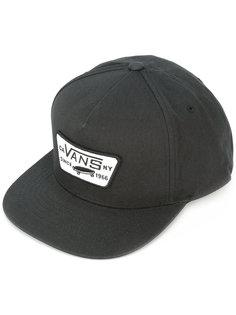 кепка с заплаткой с логотипом Vans