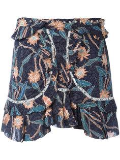 шорты с оборками  Isabel Marant