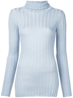 ribbed turtle neck sweater  Cityshop