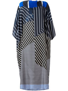 striped oversized dress Pierre-Louis Mascia