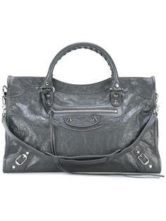 сумка-тоут со съемным ремнем Balenciaga