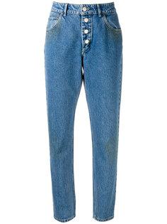 джинсы кроя слим Balenciaga