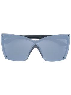 """солнцезащитные очки с оправой """"кошачий глаз"""" Mykita"""
