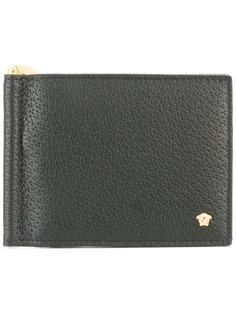 кошелек Medusa с зажимом для денег Versace