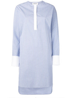 collarless shirt dress Harmony Paris