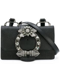 buckle detail shoulder bag Miu Miu