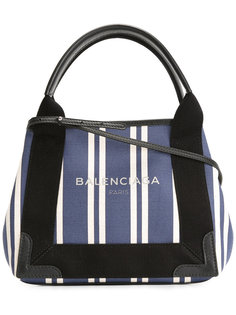 полосатая сумка через плечо Balenciaga