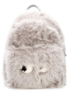 furry face backpack Anya Hindmarch