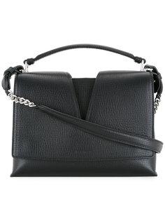 сумка на плечо с вырезом Jil Sander