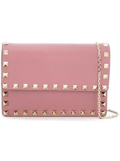 сумка-кошелек через плечо Rockstud Valentino