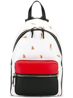 """рюкзак с принтом в стиле """"пин-ап"""" Alexander Wang"""