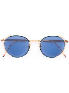 солнцезащитные очки с тонкой оправой Thom Browne