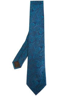 галстук с вышивкой Churchs