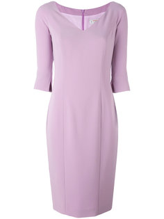 fitted dress Alberto Biani