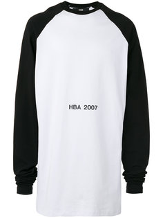Overnight raglan Hood By Air