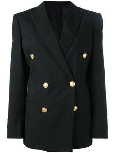 двубортный пиджак Céline