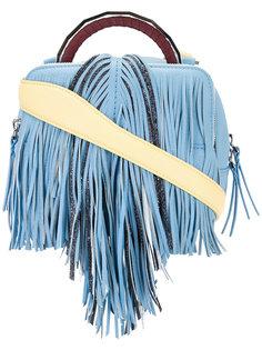 сумка с бахромой The Volon