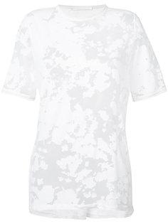 sheer T-shirt  Victor Alfaro