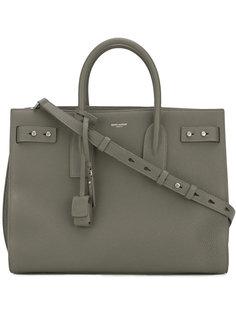 сумка среднего размера Sac de Jour Souple Saint Laurent