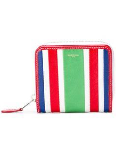 полосатый кошелек Bazar  Balenciaga