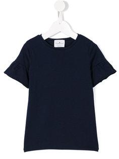 ruffled sleeve T-shirt Le Petit Coco
