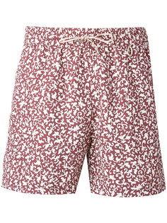 printed swimming shorts Loro Piana