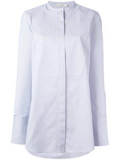 рубашка с узким воротником Céline