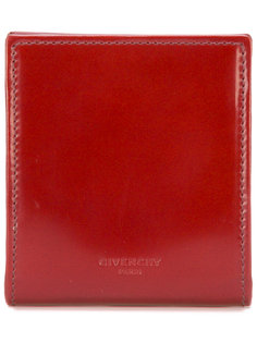 кошелек для монет с тисненым логотипом  Givenchy