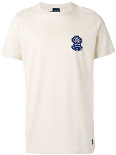 diving bell T-shirt Bleu De Paname