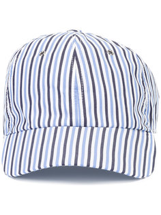 полосатая кепка Sunnei