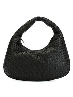 плетеная сумка-тоут хобо Bottega Veneta