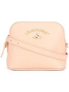 сумка через плечо с бляшкой с логотипом Vivienne Westwood