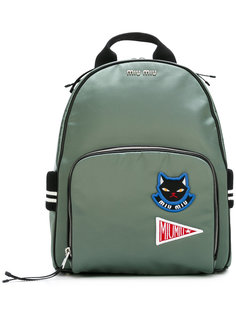 рюкзак Cat Miu Miu